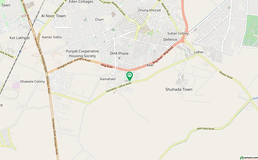 اسٹیٹ لائف ہاؤسنگ سوسائٹی لاہور میں 10 مرلہ رہائشی پلاٹ 1.1 کروڑ میں برائے فروخت۔