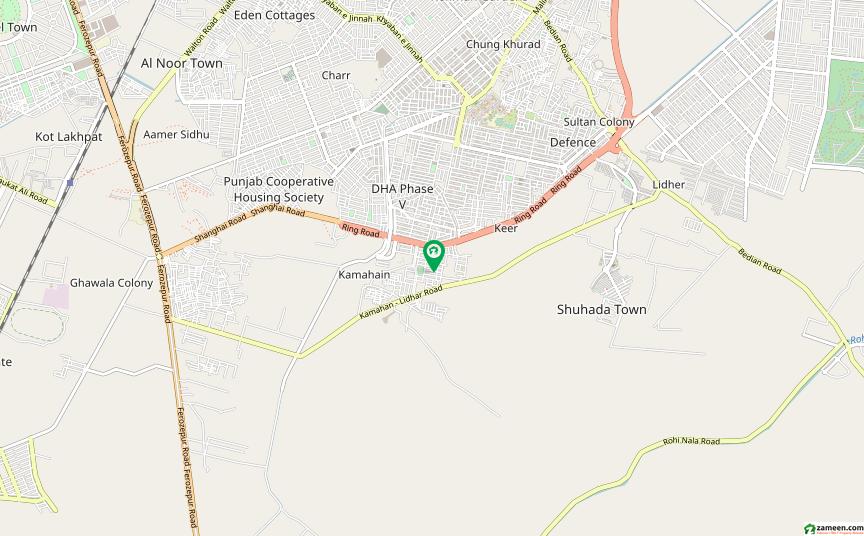 اسٹیٹ لائف فیز 1 - بلاک بی اسٹیٹ لائف ہاؤسنگ فیز 1 اسٹیٹ لائف ہاؤسنگ سوسائٹی لاہور میں 1 کنال رہائشی پلاٹ 1.7 کروڑ میں برائے فروخت۔