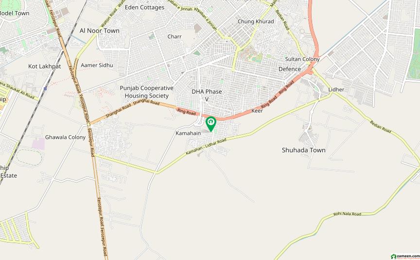 اسٹیٹ لائف فیز 1 - بلاک اے اسٹیٹ لائف ہاؤسنگ فیز 1 اسٹیٹ لائف ہاؤسنگ سوسائٹی لاہور میں 1 کنال رہائشی پلاٹ 1.6 کروڑ میں برائے فروخت۔