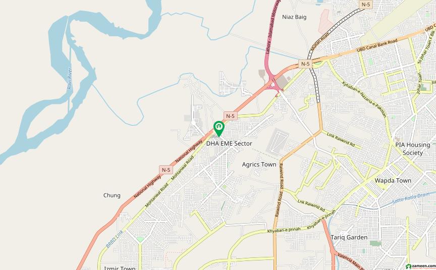 ڈی ایچ اے سٹی لاہور میں 5 مرلہ پلاٹ فائل 21.4 لاکھ میں مطلوب ہے۔