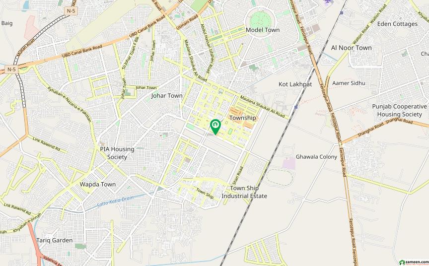 ٹاؤن شپ لاہور میں 3 کمروں کا 10 مرلہ بالائی پورشن 35 ہزار میں مطلوب ہے۔