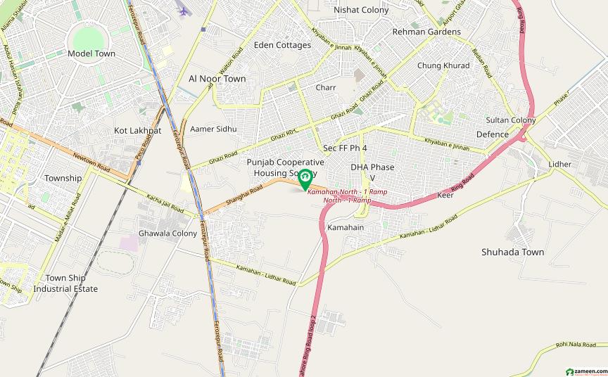 ڈیفنس ویو اپارٹمنٹس شنگھائی روڈ لاہور میں 2 کمروں کا 5 مرلہ فلیٹ 90 لاکھ میں برائے فروخت۔