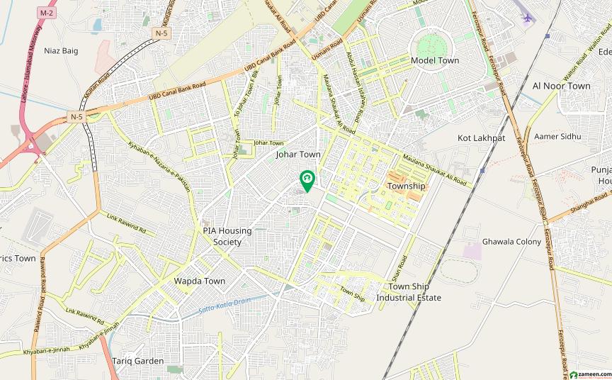 جوہر ٹاؤن فیز 1 - بلاک سی جوہر ٹاؤن فیز 1 جوہر ٹاؤن لاہور میں 5 کمروں کا 5 مرلہ مکان 1 کروڑ میں برائے فروخت۔