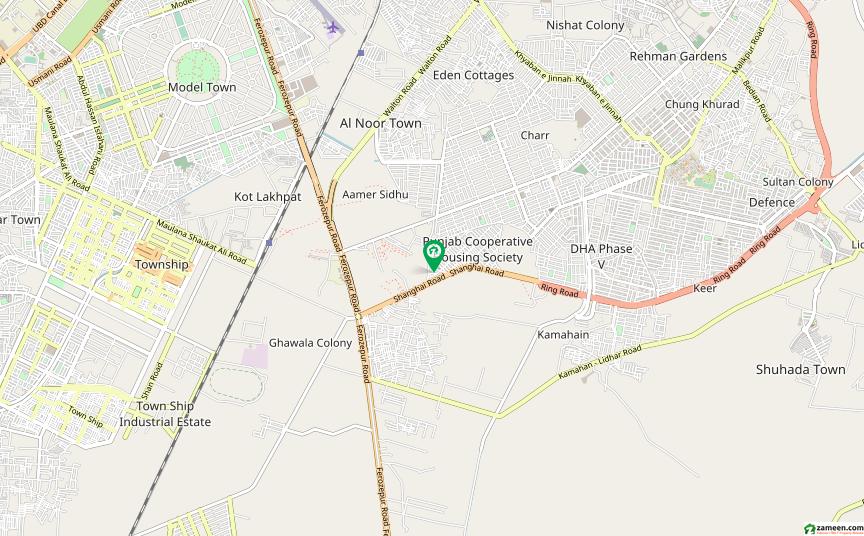 پنجاب کوآپریٹو ہاؤسنگ ۔ بلاک ایف پنجاب کوآپریٹو ہاؤسنگ سوسائٹی لاہور میں 2 کمروں کا 3 مرلہ فلیٹ 28 لاکھ میں برائے فروخت۔