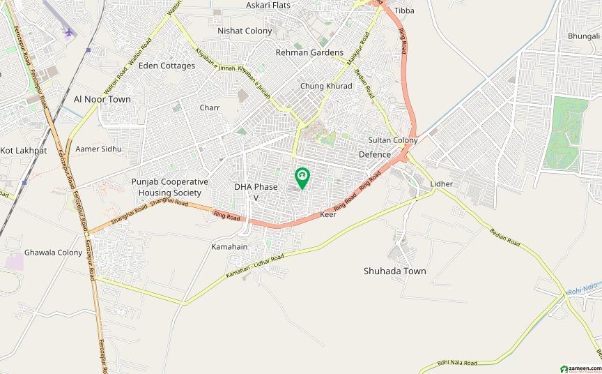 ڈی ایچ اے فیز 5 - بلاک ایچ فیز 5 ڈیفنس (ڈی ایچ اے) لاہور میں 5 کمروں کا 1 کنال مکان 6 کروڑ میں مطلوب ہے۔
