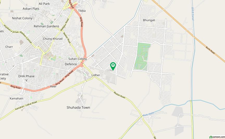 ڈی ایچ اے فیز 6 - بلاک ڈی فیز 6 ڈیفنس (ڈی ایچ اے) لاہور میں 7 مرلہ رہائشی پلاٹ 1.35 کروڑ میں برائے فروخت۔