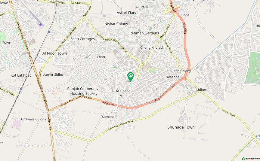 ڈی ایچ اے فیز 5 - بلاک کے فیز 5 ڈیفنس (ڈی ایچ اے) لاہور میں 10 مرلہ مکان مطلوب ہے۔