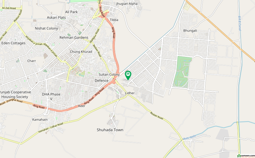 Immediate Required 4 Marla Commercial Plot In Phase 6 Block A