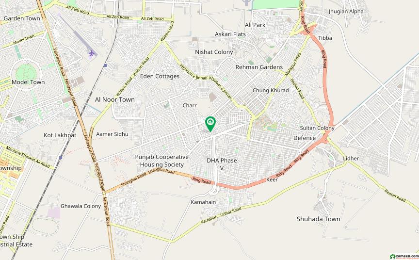 ڈی ایچ اے فیز 4 - بلاک ڈبل ای فیز 4 ڈیفنس (ڈی ایچ اے) لاہور میں 1 کنال رہائشی پلاٹ 2.5 کروڑ میں مطلوب ہے۔