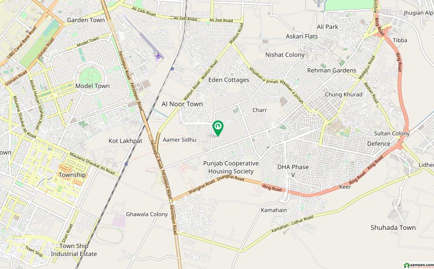 ڈی ایچ اے فیز 3 - بلاک ایکس فیز 3 ڈیفنس (ڈی ایچ اے) لاہور میں 1 کنال رہائشی پلاٹ 2.6 کروڑ میں برائے فروخت۔