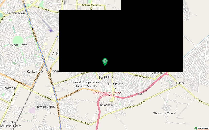ڈی ایچ اے فیز 3 - بلاک ڈبلیو فیز 3 ڈیفنس (ڈی ایچ اے) لاہور میں 1 کنال رہائشی پلاٹ 2.4 کروڑ میں برائے فروخت۔