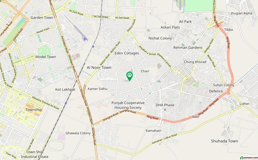 ڈی ایچ اے فیز 3 - بلاک وائے فیز 3 ڈیفنس (ڈی ایچ اے) لاہور میں 2 کنال رہائشی پلاٹ 7 کروڑ میں برائے فروخت۔