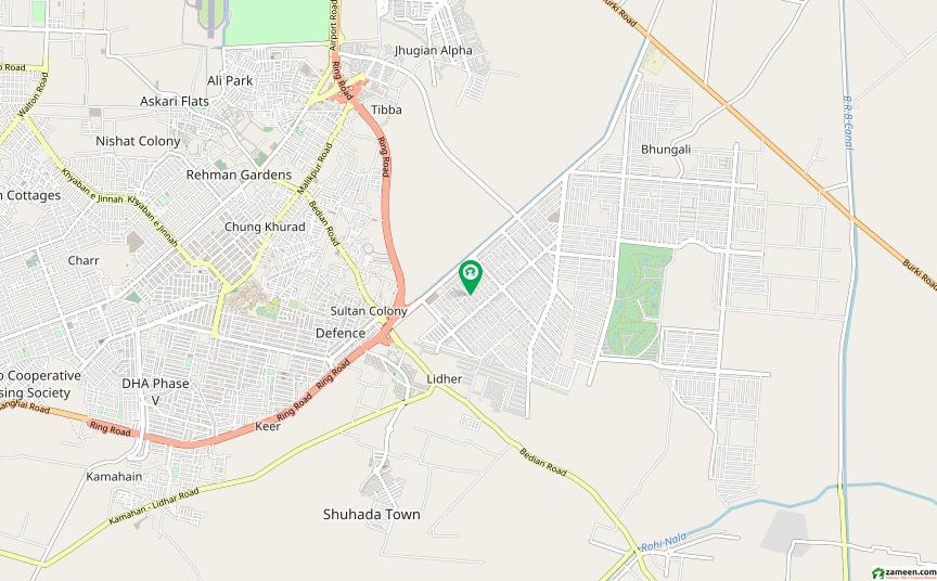 ڈی ایچ اے فیز 6 - بلاک بی فیز 6 ڈیفنس (ڈی ایچ اے) لاہور میں 1 کنال رہائشی پلاٹ 2.95 کروڑ میں برائے فروخت۔