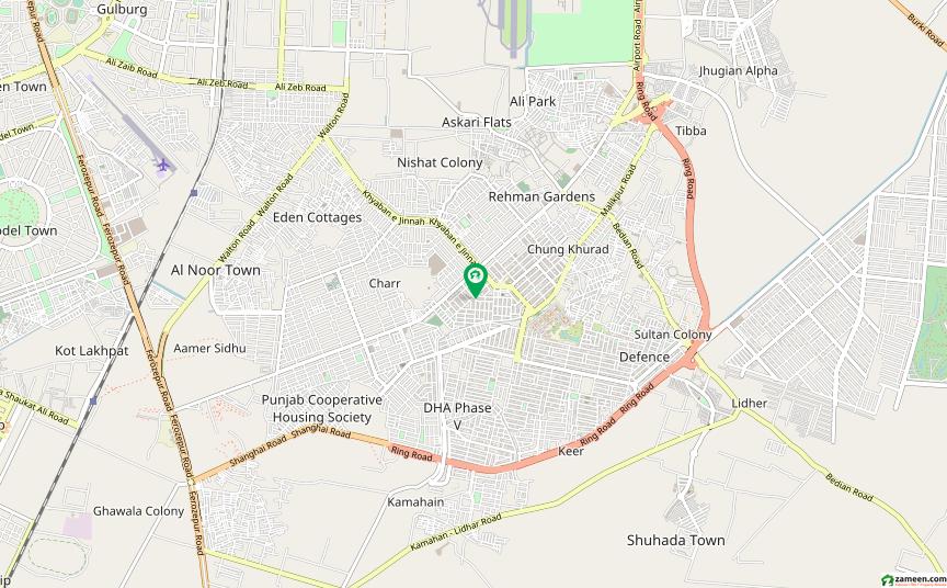 ڈی ایچ اے فیز 2 - بلاک ایس فیز 2 ڈیفنس (ڈی ایچ اے) لاہور میں 2 کنال رہائشی پلاٹ مطلوب ہے۔