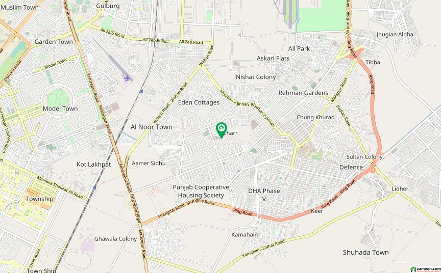 ڈی ایچ اے فیز 3 - بلاک زیڈ فیز 3 ڈیفنس (ڈی ایچ اے) لاہور میں 2 کنال رہائشی پلاٹ 8.5 کروڑ میں برائے فروخت۔