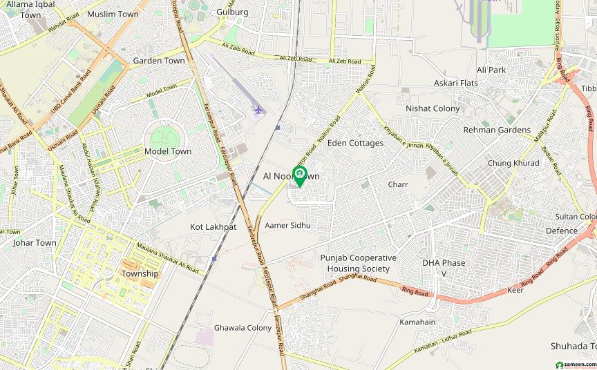 النور ٹاؤن لاہور میں 1 کمرے کا 1 مرلہ کمرہ 5 ہزار میں کرایہ پر دستیاب ہے۔