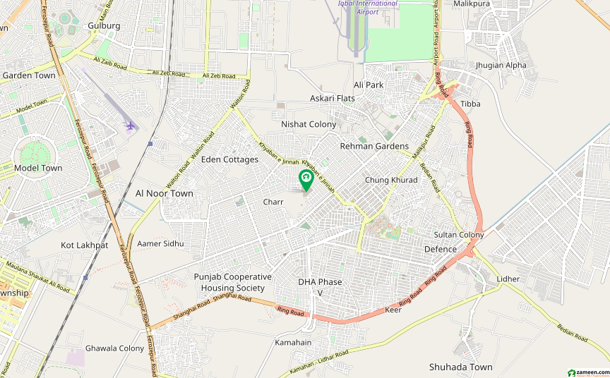 ڈی ایچ اے فیز 1 - بلاک جے فیز 1 ڈیفنس (ڈی ایچ اے) لاہور میں 1.1 کنال رہائشی پلاٹ 2.25 کروڑ میں برائے فروخت۔