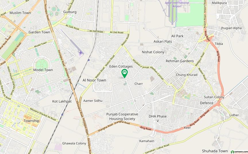 ڈی ایچ اے فیز 3 - بلاک ڈبلیو فیز 3 ڈیفنس (ڈی ایچ اے) لاہور میں 8 مرلہ کمرشل پلاٹ 6.5 کروڑ میں برائے فروخت۔