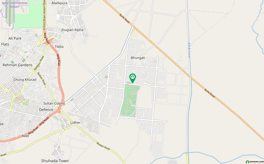 ڈی ایچ اے فیز 6 - بلاک ایم فیز 6 ڈیفنس (ڈی ایچ اے) لاہور میں 1 کنال رہائشی پلاٹ 1.9 کروڑ میں برائے فروخت۔