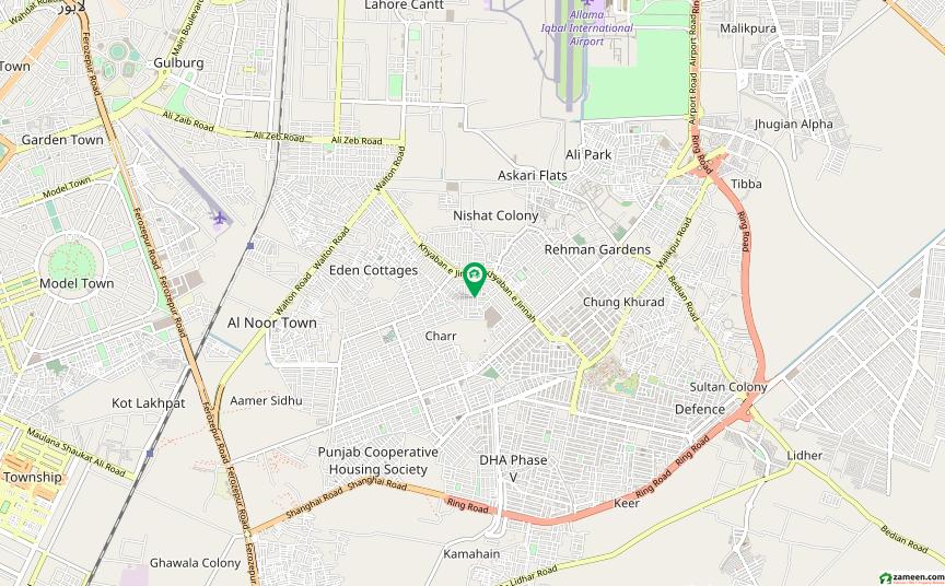 ڈی ایچ اے فیز 1 - بلاک ای فیز 1 ڈیفنس (ڈی ایچ اے) لاہور میں 2 کنال رہائشی پلاٹ 6.5 کروڑ میں برائے فروخت۔