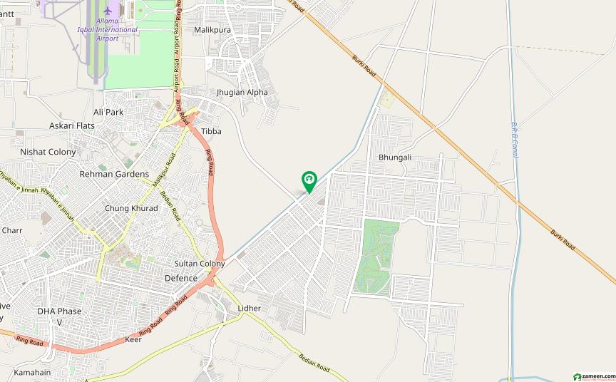 ڈی ایچ اے فیز 6 - مین بلیوارڈ ڈی ایچ اے فیز 6 ڈیفنس (ڈی ایچ اے) لاہور میں 4 مرلہ کمرشل پلاٹ 6.25 کروڑ میں برائے فروخت۔