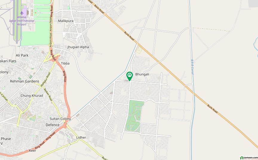 ڈی ایچ اے فیز 6 - بلاک این فیز 6 ڈیفنس (ڈی ایچ اے) لاہور میں 1 کنال رہائشی پلاٹ 1.95 کروڑ میں برائے فروخت۔