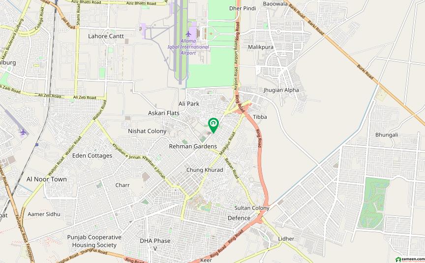 ائیرپورٹ روڈ لاہور میں 2 کمروں کا 5 مرلہ بالائی پورشن 22 ہزار میں کرایہ پر دستیاب ہے۔