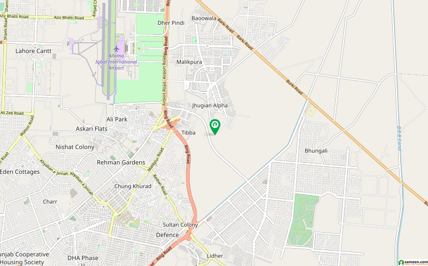 ڈی ایچ اے فیز 8 - بلاک یو فیز 8 ڈیفنس (ڈی ایچ اے) لاہور میں 1 کنال رہائشی پلاٹ مطلوب ہے۔