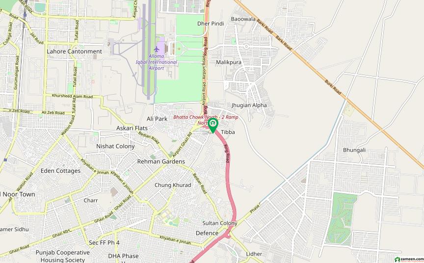 اےآرکاٹیجز لاہور میں 8 مرلہ رہائشی پلاٹ 40 لاکھ میں مطلوب ہے۔