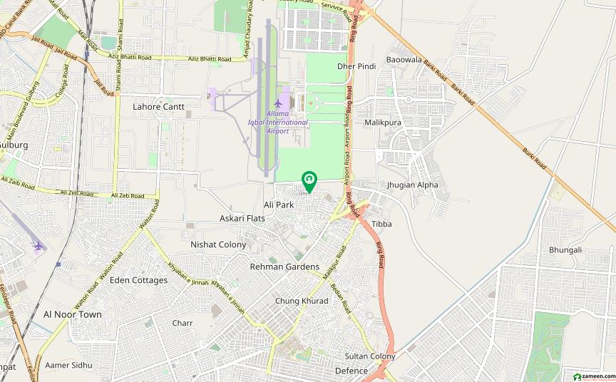 ڈیوائن گارڈنز لاہور میں 3 کمروں کا 5 مرلہ فلیٹ 55 لاکھ میں برائے فروخت۔