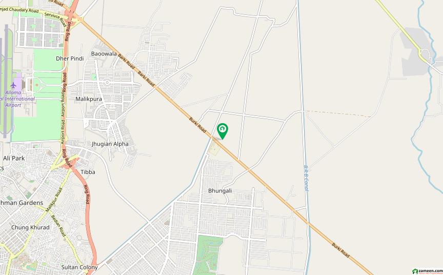 ڈی ایچ اے فیز 8 - بلاک زیڈ ڈی ایچ اے فیز 8 ڈیفنس (ڈی ایچ اے) لاہور میں 1 کنال رہائشی پلاٹ 2.85 کروڑ میں برائے فروخت۔
