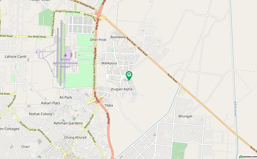 ڈی ایچ اے فیز 8 - بلاک پی ڈی ایچ اے فیز 8 ڈیفنس (ڈی ایچ اے) لاہور میں 10 مرلہ رہائشی پلاٹ 1.3 کروڑ میں مطلوب ہے۔