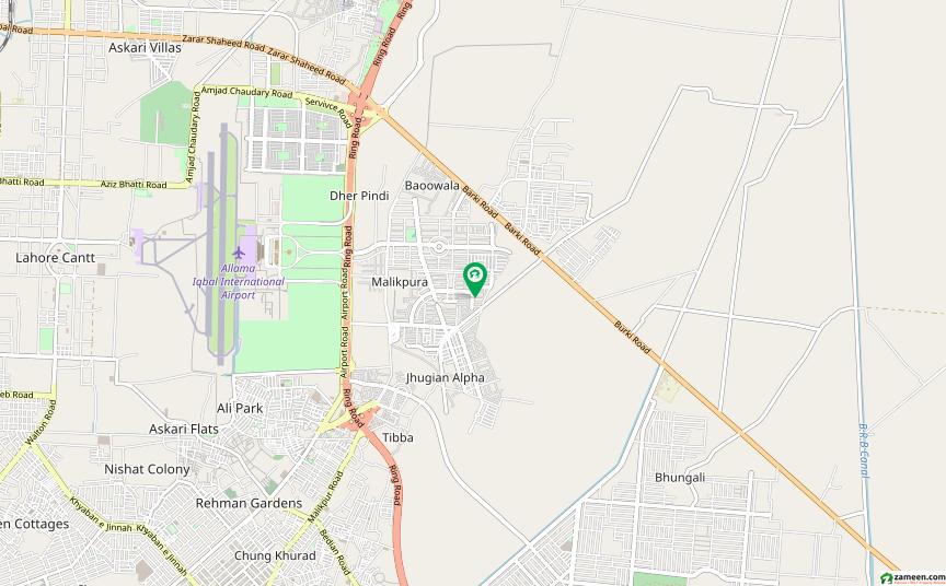 ایڈن سٹی - بلاک سی ایڈن سٹی ایڈن لاہور میں 19 مرلہ رہائشی پلاٹ 1.44 کروڑ میں برائے فروخت۔