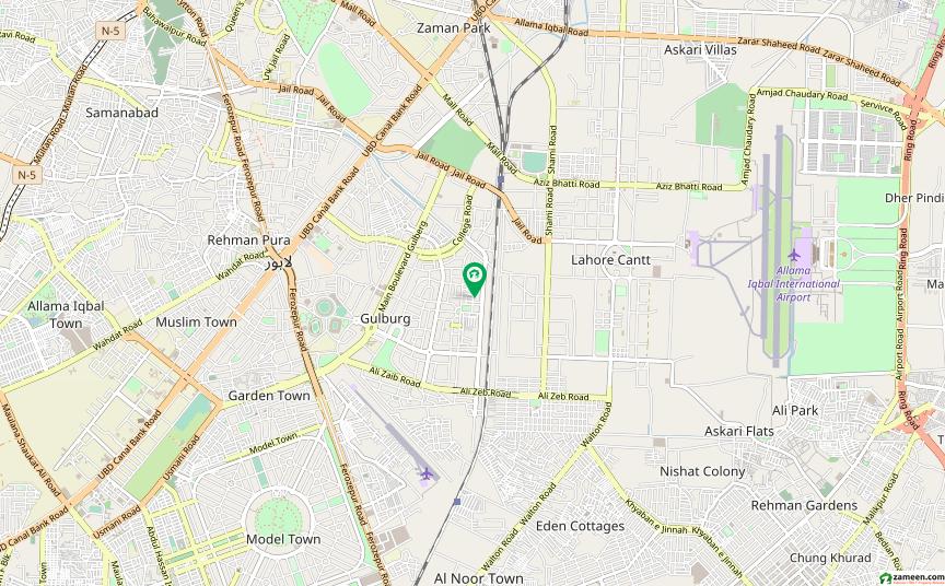 گلبرگ 3 - بلاک اے1 گلبرگ 3 گلبرگ لاہور میں 2 کمروں کا 5 مرلہ فلیٹ 35 ہزار میں کرایہ پر دستیاب ہے۔