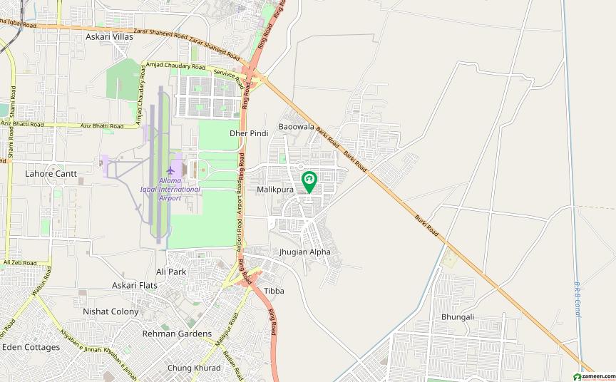 ایڈن سٹی - بلاک بی ایڈن سٹی ایڈن لاہور میں 1 کنال رہائشی پلاٹ 1.55 کروڑ میں برائے فروخت۔