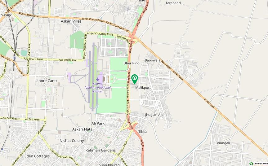 ڈی ایچ اے فیز 8 - بلاک اے ڈی ایچ اے فیز 8 ڈیفنس (ڈی ایچ اے) لاہور میں 2 کنال رہائشی پلاٹ 3.8 کروڑ میں برائے فروخت۔