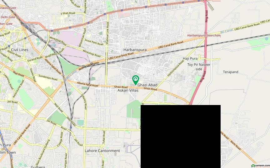 پی اے ایف آفیسرز کالونی کینٹ لاہور میں 4 کمروں کا 12 مرلہ مکان 2.4 کروڑ میں برائے فروخت۔