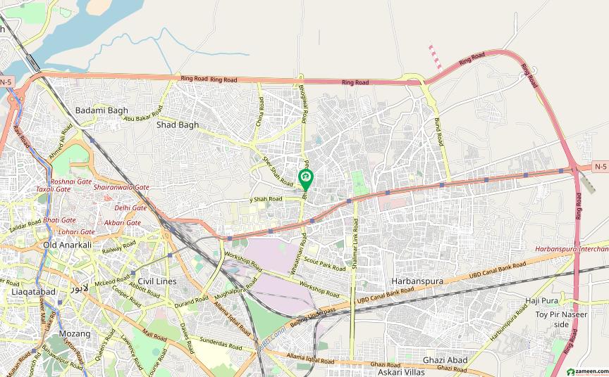 بھوگیوال روڈ لاہور میں 3 کمروں کا 2 مرلہ مکان 30 لاکھ میں برائے فروخت۔