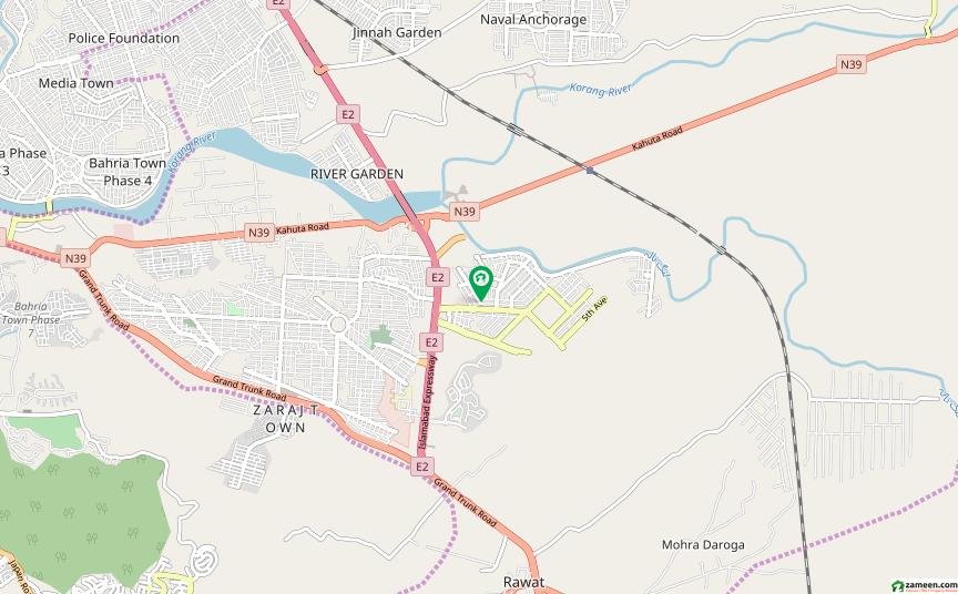 ڈی ایچ اے فیز 5 - سیکٹر اے ڈی ایچ اے ڈیفینس فیز 5 ڈی ایچ اے ڈیفینس اسلام آباد میں 1 کنال رہائشی پلاٹ 1.3 کروڑ میں مطلوب ہے۔