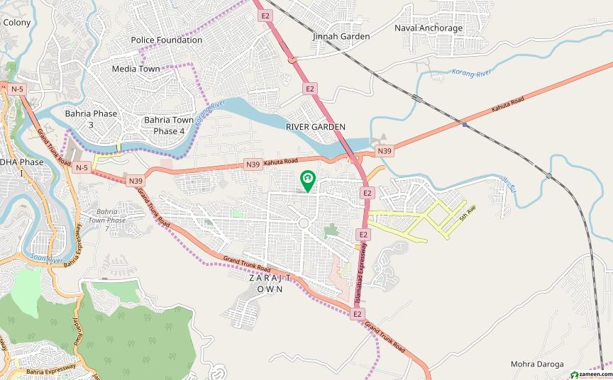 ڈی ایچ اے فیز 2 - سیکٹر ڈی ڈی ایچ اے ڈیفینس فیز 2 ڈی ایچ اے ڈیفینس اسلام آباد میں 3 کمروں کا 11 مرلہ فلیٹ 1.5 کروڑ میں برائے فروخت۔