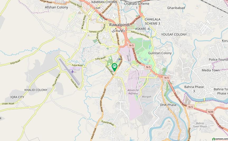 عسکری 7 راولپنڈی میں 12 مرلہ مکان 2.4 کروڑ میں برائے فروخت۔