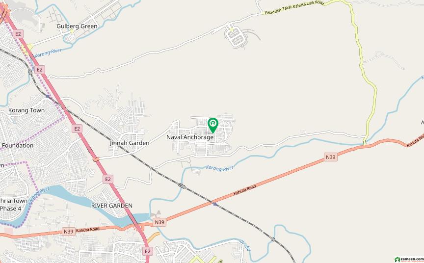 نیول اینکریج - بلاک ایف نیول اینکریج اسلام آباد میں 6 کمروں کا 14 مرلہ مکان 2.75 کروڑ میں برائے فروخت۔
