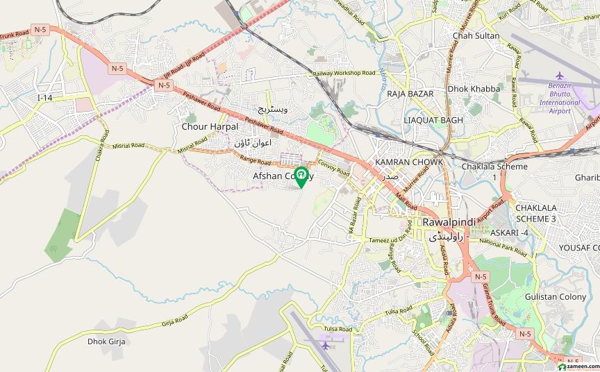 پیپلز کالونی راولپنڈی میں 16 مرلہ مکان 2 کروڑ میں برائے فروخت۔