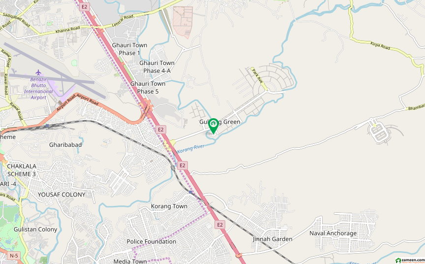 Required 4 And 8 Marla Commercial Plots For Sale In Gulberg Green Islamabad