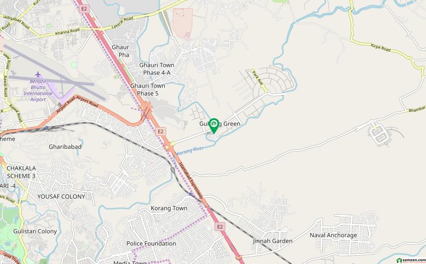 گلبرگ مال گلبرگ گرینز گلبرگ اسلام آباد میں 1 مرلہ کمرشل پلاٹ 63 لاکھ میں برائے فروخت۔