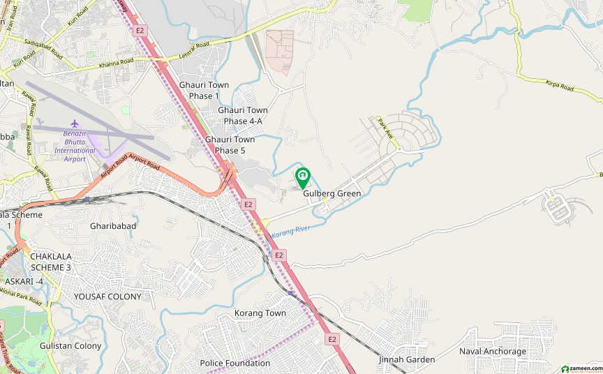 گلبرگ گرینز - ایگزیکٹو بلاک گلبرگ گرینز گلبرگ اسلام آباد میں 4 کنال رہائشی پلاٹ مطلوب ہے۔