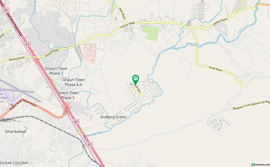 گلبرگ بزنس اسکوائر گلبرگ اسلام آباد میں 7 مرلہ کمرشل پلاٹ 4.3 کروڑ میں برائے فروخت۔