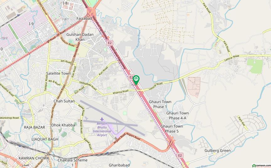 اسلام آباد ایکسپریس وے اسلام آباد میں 7 مرلہ رہائشی پلاٹ 38 لاکھ میں برائے فروخت۔