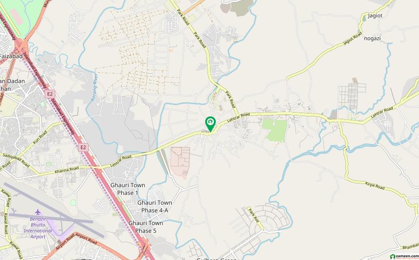 ترلائی اسلام آباد میں 7 مرلہ رہائشی پلاٹ 42 لاکھ میں برائے فروخت۔