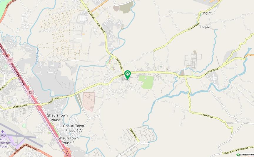 تارامری اسلام آباد میں 2 کمروں کا 4 مرلہ مکان 36 لاکھ میں برائے فروخت۔